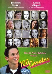 100 Garotas - Poster / Capa / Cartaz - Oficial 5