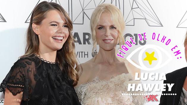 Quem é a sobrinha impressionante de Nicole Kidman?