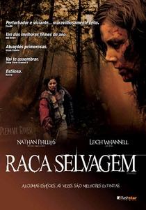 Raça Selvagem - Poster / Capa / Cartaz - Oficial 1