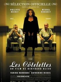 As Costeletas - Poster / Capa / Cartaz - Oficial 1