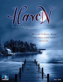 Haven (2ª Temporada) - Poster / Capa / Cartaz - Oficial 3
