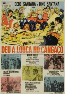 Deu a Louca no Cangaço - Poster / Capa / Cartaz - Oficial 1