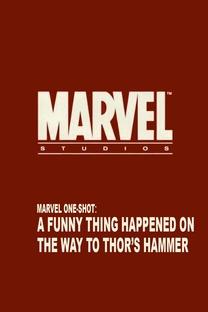 Uma Coisa Engraçada Aconteceu no Caminho Para o Martelo do Thor - Poster / Capa / Cartaz - Oficial 3