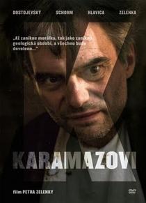 Karamazovi - Poster / Capa / Cartaz - Oficial 1