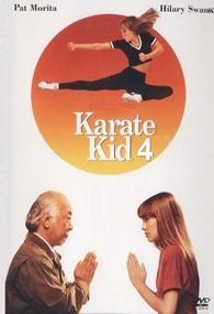 Karatê Kid 4 - A Nova Aventura - Poster / Capa / Cartaz - Oficial 2