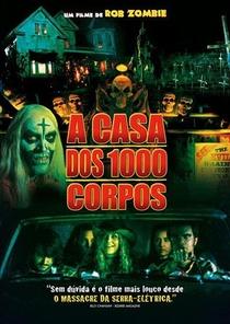 A Casa dos 1000 Corpos - Poster / Capa / Cartaz - Oficial 6