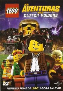 LEGO: As Aventuras de Clutch Powers - Poster / Capa / Cartaz - Oficial 2