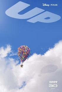 Up: Altas Aventuras - Poster / Capa / Cartaz - Oficial 1