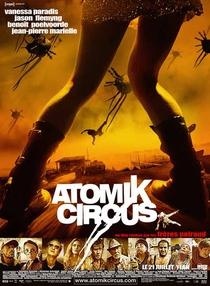 Atomik Circus - Poster / Capa / Cartaz - Oficial 1