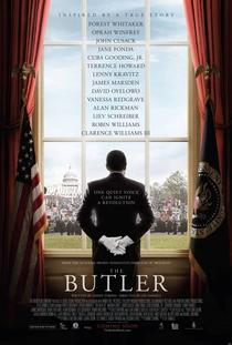 O Mordomo da Casa Branca - Poster / Capa / Cartaz - Oficial 1