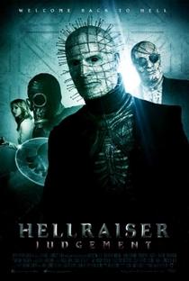 Hellraiser - Julgamento - Poster / Capa / Cartaz - Oficial 4