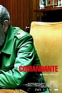 Comandante  - Poster / Capa / Cartaz - Oficial 1