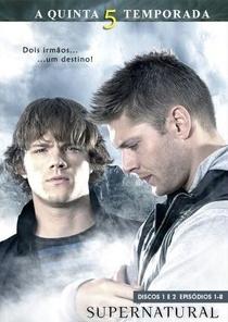 Sobrenatural (5ª Temporada) - Poster / Capa / Cartaz - Oficial 3