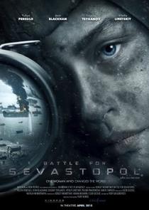 Batalha por Sevastopol - Poster / Capa / Cartaz - Oficial 1
