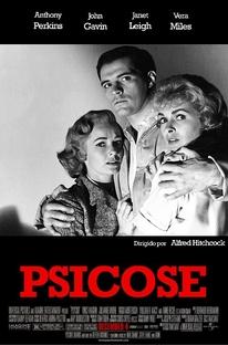 Psicose - Poster / Capa / Cartaz - Oficial 19