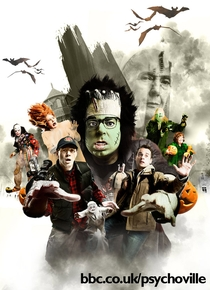 Psychoville Halloween Special - Poster / Capa / Cartaz - Oficial 2