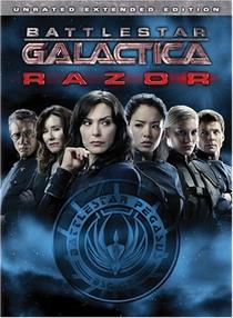 Battlestar Galactica: Razor - Poster / Capa / Cartaz - Oficial 1