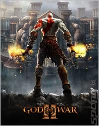 God Of War II - Poster / Capa / Cartaz - Oficial 1