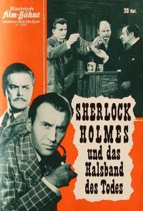 Sherlock Holmes e o Colar da Morte - Poster / Capa / Cartaz - Oficial 1