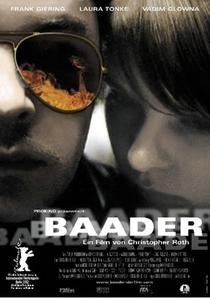 Baader - Poster / Capa / Cartaz - Oficial 1
