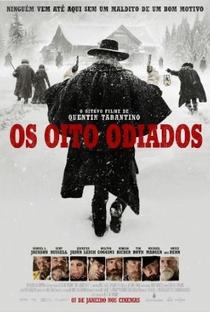 Os Oito Odiados - Poster / Capa / Cartaz - Oficial 5