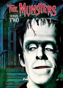 Os Monstros (2ª Temporada) - Poster / Capa / Cartaz - Oficial 1