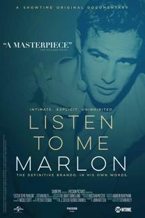 A Verdade sobre Marlon Brando - Poster / Capa / Cartaz - Oficial 1
