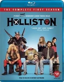 Holliston (1ª Temporada) - Poster / Capa / Cartaz - Oficial 1