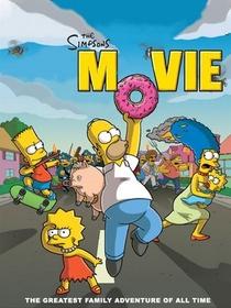 Os Simpsons: O Filme - Poster / Capa / Cartaz - Oficial 3
