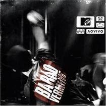 MTV Ao Vivo - Barão Vermelho - Poster / Capa / Cartaz - Oficial 1