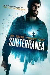 Subterrâneo - Poster / Capa / Cartaz - Oficial 2