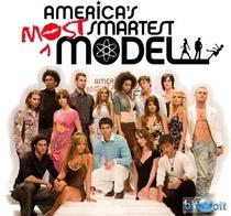 O Modelo Mais Inteligente da América - Poster / Capa / Cartaz - Oficial 1