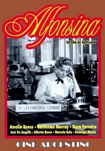 Alfonsina - Poster / Capa / Cartaz - Oficial 1