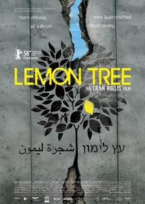 Lemon Tree - Poster / Capa / Cartaz - Oficial 1