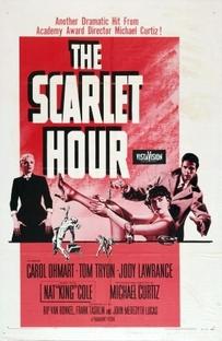 A Hora Escarlate - Poster / Capa / Cartaz - Oficial 1