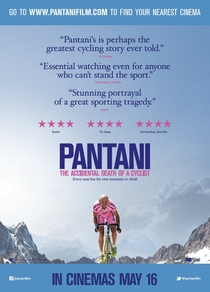 Pantani: The Accidental Death of a Cyclist - Poster / Capa / Cartaz - Oficial 3