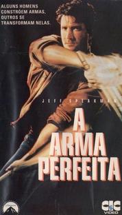 A Arma Perfeita - Poster / Capa / Cartaz - Oficial 2
