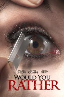Would You Rather - Poster / Capa / Cartaz - Oficial 5