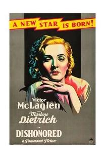Desonrada - Poster / Capa / Cartaz - Oficial 2