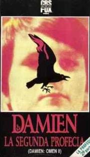 Damien - A Profecia 2 - Poster / Capa / Cartaz - Oficial 4