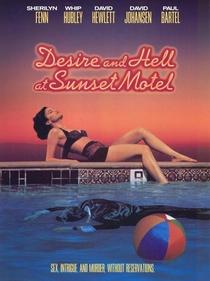 Desejos Secretos no Sunset Motel - Poster / Capa / Cartaz - Oficial 1