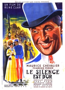O Silêncio é de Ouro - Poster / Capa / Cartaz - Oficial 1