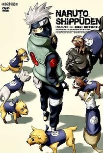 Naruto Shippuden (1ª Temporada) - Poster / Capa / Cartaz - Oficial 4
