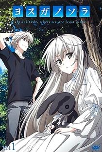 Yosuga no Sora - Poster / Capa / Cartaz - Oficial 4