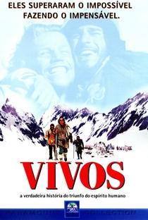 Vivos - Poster / Capa / Cartaz - Oficial 2