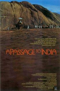 Passagem para a Índia - Poster / Capa / Cartaz - Oficial 2