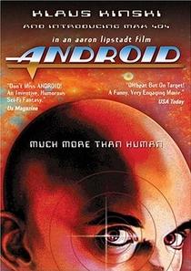 Android - Muito mais que Humano - Poster / Capa / Cartaz - Oficial 3