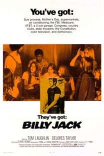 Billy Jack - Poster / Capa / Cartaz - Oficial 3