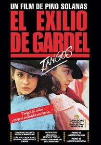 Tangos, o Exílio de Gardel - Poster / Capa / Cartaz - Oficial 2