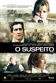 O Suspeito - Poster / Capa / Cartaz - Oficial 1